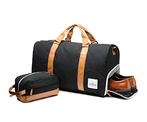 New Weekend Travel Duffel Amp Toiletry Bag Perfect For